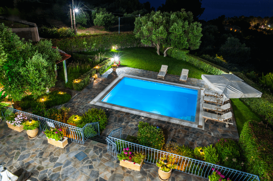 Luxury villas in Kefalonia with Private pool