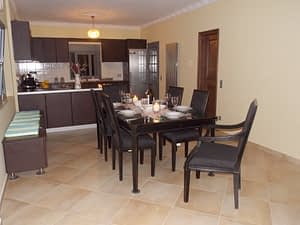Dining Room , ideal for those nights in