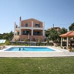 kefalonia villas for rent