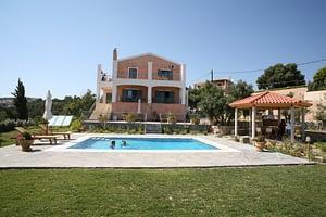 kefalonia villas for rent